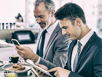 Connectivity: mobiel werken met Quality Networks
